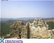 На вершине горы декорации для фильма ГРОЗОВЫЕ ВОРОТА