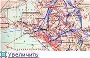 Схема боевых действий в районе Таманского полуострова и побережья Чёрного моря в 1942 г.