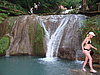 33 водопада в долине реки Шахе