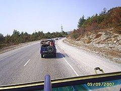 Снова на Сухумском шоссе